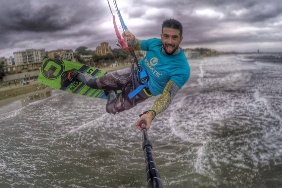 corsi base scuola kitesurf stagnone