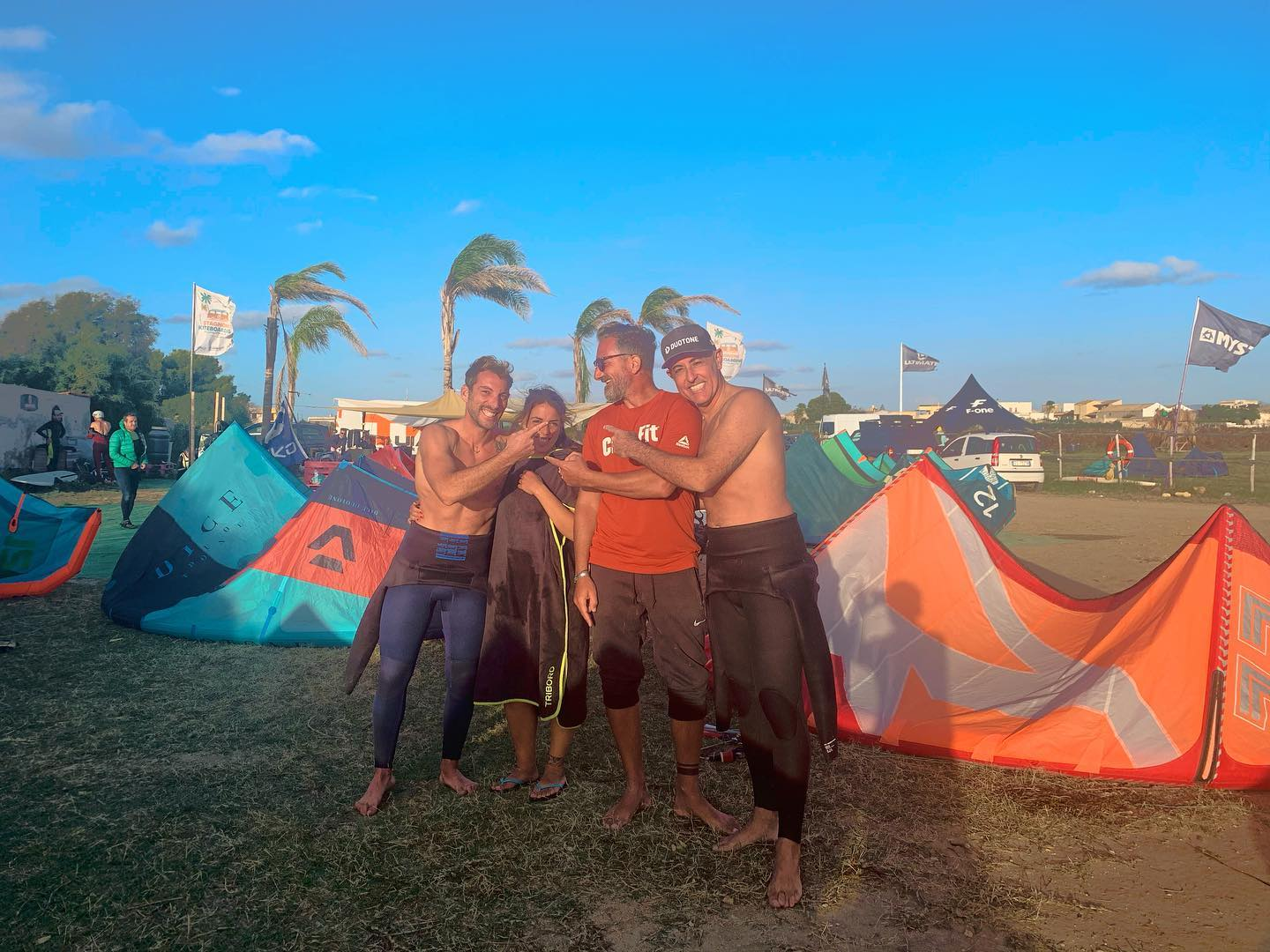 Kitesurf Friends