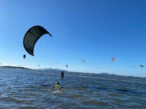 Corso Iko istruttori Stagnone Kiteboarding